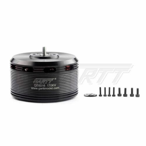 GARTT QE6016 170KV Brushless Motor For Plant Protection Operations Multicopter