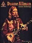 Duane Allman Guitar Anthology by Hal Leonard Publishing Corporation (Paperback / softback, 2009)