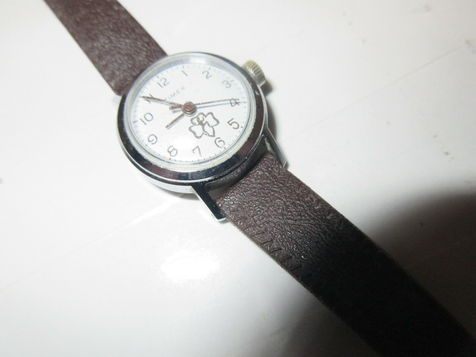 Costume Jewelry ,Vintage ,Ladies Timex Watch ,Stainless