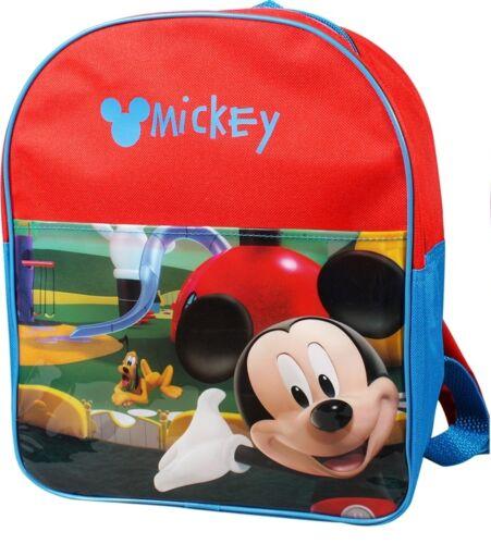 3-4L NEU Disney Kleinkinder Rucksack 26 cm x 30 cm x 9cm ca