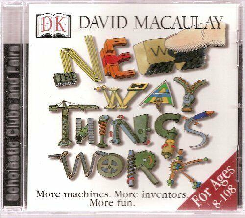 David Macaulay - The New Way Things Work