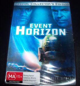 Event Horizon Special Collector S Edition 2 Dvd Australia Region 4