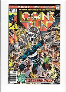 Logan-039-s-Run-2-February-1976-MGM-movie-adaptation