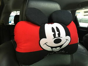 Minnie Mouse Car Seat Cover More Images Mickey Universal Auto