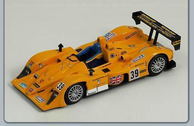 1 43 LOLA B05 40 40 40 AER Chamberlain Synergy Motorsport Le Mans 24 hrs 2005  39 772415