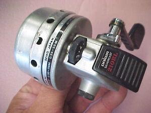K-Vintage-Made-in-Japan-Daiwa-Silvercast-Model-210RL-210-RL-Fishing-reel-casting