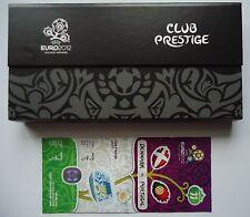 VIP TICKET Box Club Prestige UEFA Euro 2012 Dänemark - Portugal Match 11
