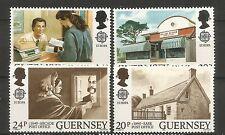 Cept / Europa   1990       Guernsey      **
