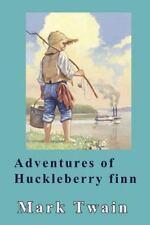 Adventures of Huckleberry Finn by Mark Twain (2014, Paperback)