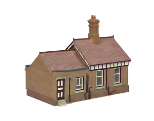 Bachmann-44-091C-OO-Gauge-Bluebell-Office-and-Store-Room-Crimson-and-Cream