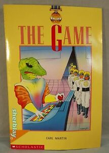 The-Game-by-Carl-Martin-Scholastic-Book