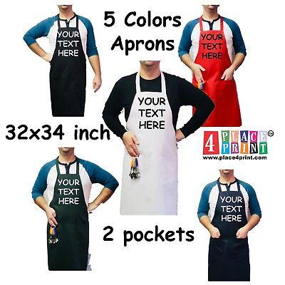 Master of the Kitchen Apron Custom Chef Apron Personalized Chef Apron