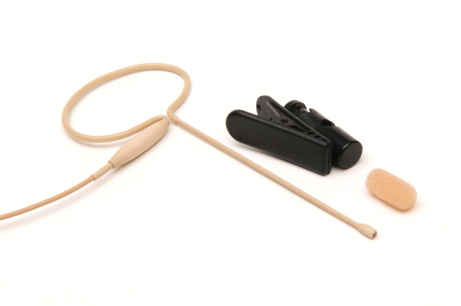 Earset Microphone  Unbreakable Boom  for SHURE