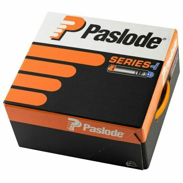 Paslode Series-i 2200x 3.1x75mm Ring Galv-Plus Nails *No Gas//Fuel Cells