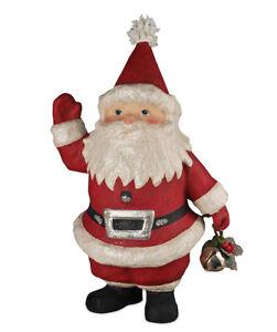 Paper Mache Santa Face - Easy Craft Ideas | 300x251
