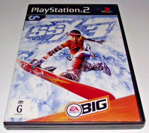 SSX 3 PS2 PAL *Complete* 50309...