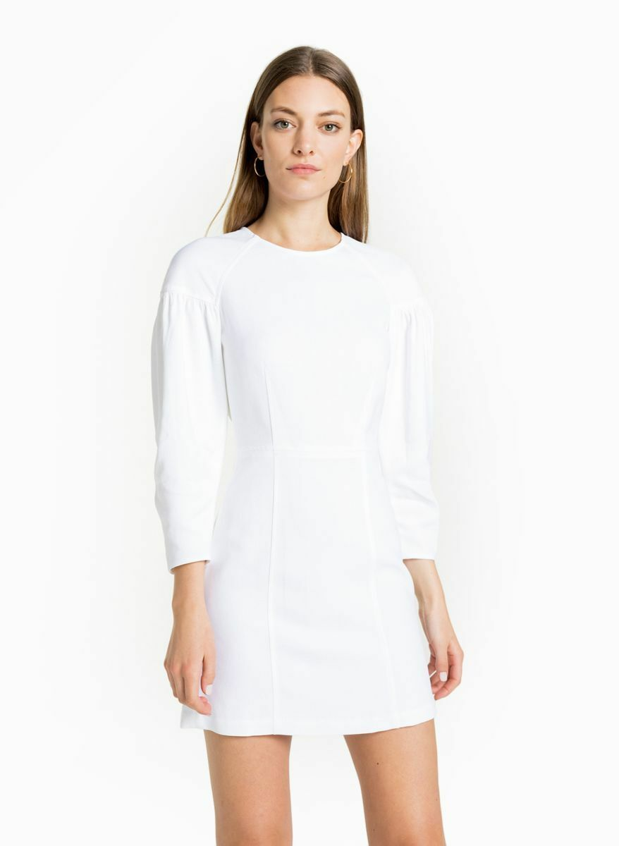 A.L.C. Women's Rinton Dress White 6