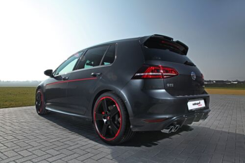 Oettinger Vw Golf 7 Vii Mk7 Gti Gtd R Dachspoiler Heckspoiler Rear Roof Spoiler by Ebay Seller