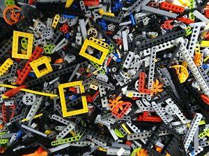 Lego-Technic-Technik-Konvolut-200-Teile-Mix