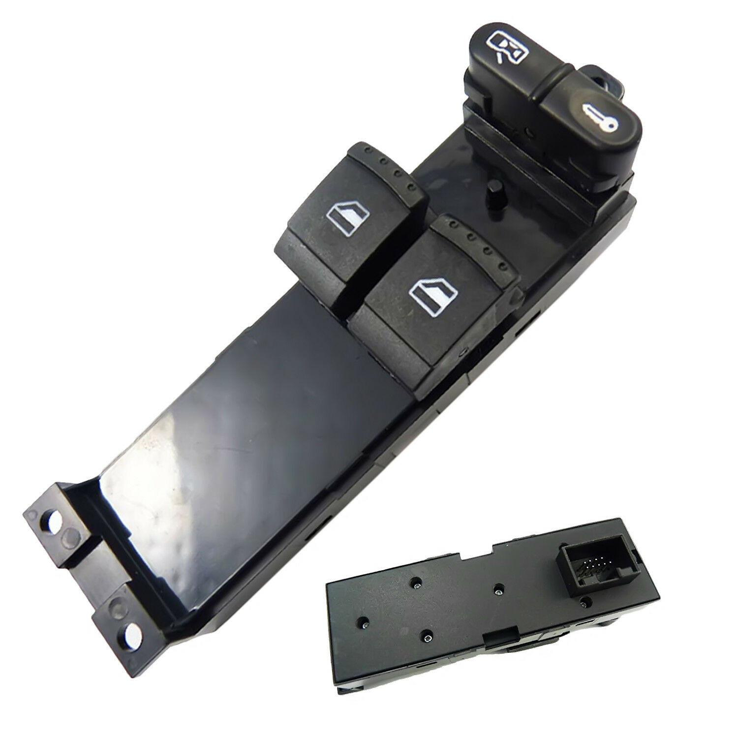 ELECTRIC POWER MASTER WINDOW CONTROL SWITCH PANEL FOR SEAT LEON 1999-2005