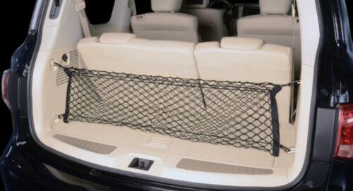 Envelope Style Trunk Cargo Net for Infiniti QX56 2004-2013 QX80 2014-2018 NEW