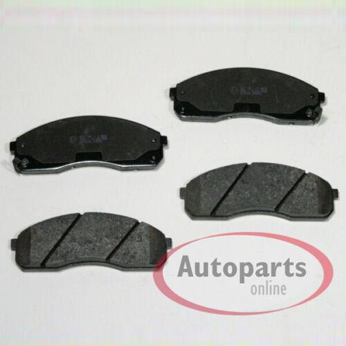Honda Accord 8 VIII Bremsscheiben Bremsen Bremsbeläge für vorne Vorderachse