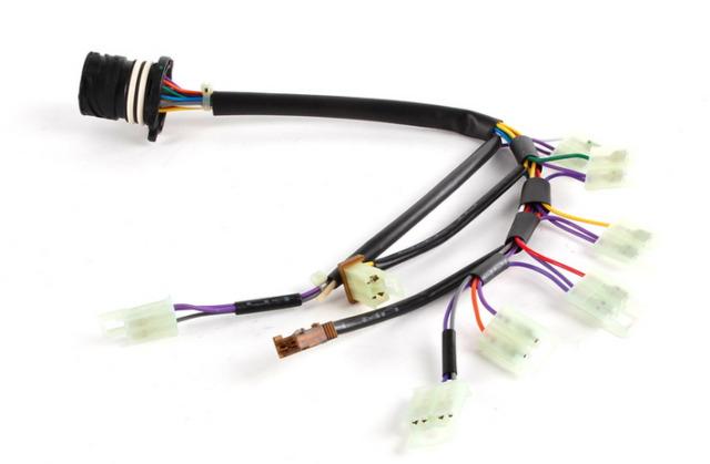New Bmw Z4 E85 Wiring Harness W   Temperature Sensor