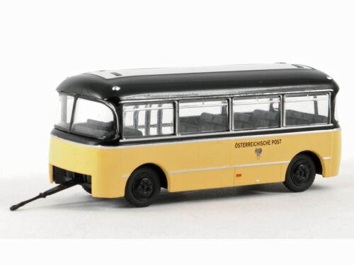 Roco 05392 H0 Bus Perl Busanhänger A2 ÖPT