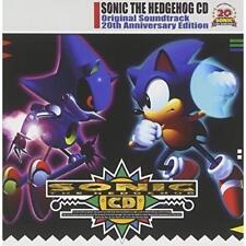 Sonic 20th Anniversary by Original Soundtrack (CD, Nov-2011)
