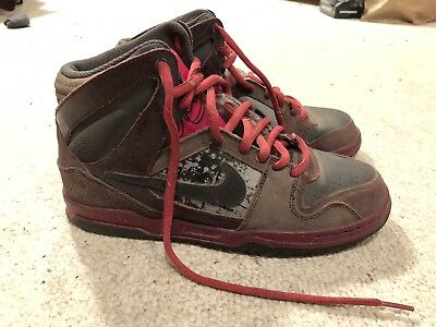 Nike Zoom Oncore High 6.0 Shoes Mens 8.5 3 Inches Of Blood Rare Limited Edition | eBay