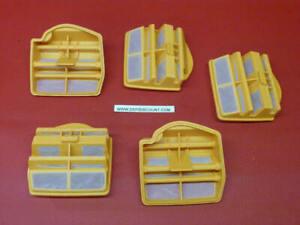 x5-Filtres-a-air-Husqvarna-tronconneuse-adaptable-445-445E-450-450E-544
