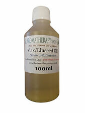 Linseed/ Flax Oil 100ml  Cold Pressed