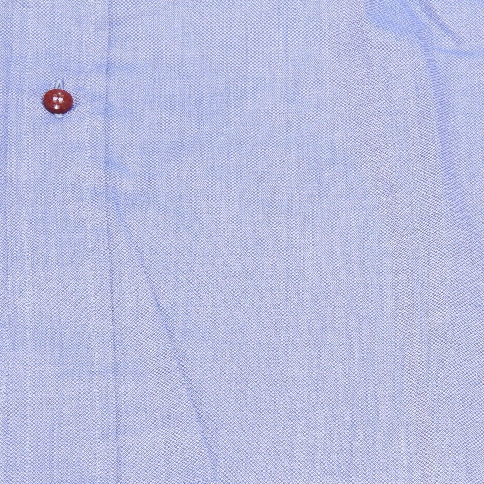 2698P camicia uomo CARREL azzurra manica corta shirt Uomo Uomo Uomo sleeveless 504965