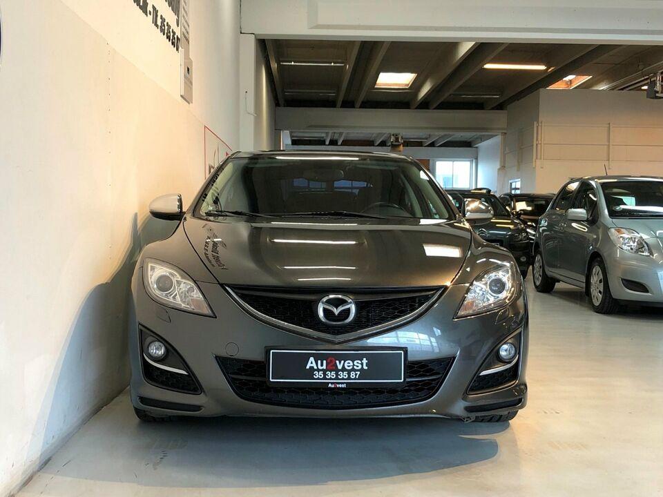 Mazda 6 2,0 Premium aut. Benzin aut. Automatgear modelår