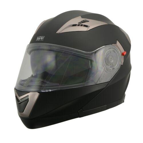 Milwaukee Performance Full Face DOT Approved Racing Helmet w// Sun Visor*MPH9804