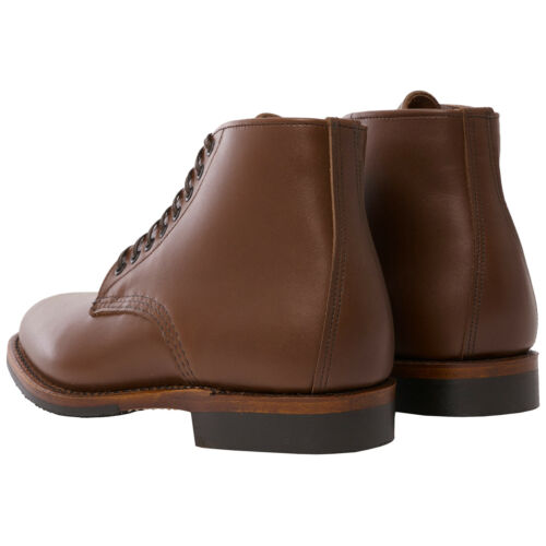Red Wing 6 Inch Williston Leder Casual Lace-Up Ankle Herren Stiefel