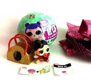 LOL-Surprise-The-Lil-Queen-The-Glitterati-Club-Series-2-RARE-NEW-FS
