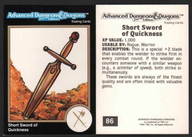 1991 TSR AD&D Gold Border Dungeons & Dragons RPG Fantasy ...