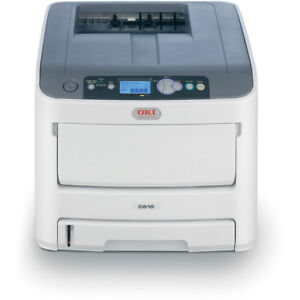 OKI-C610n-A4-USB-Network-Colour-Laser-LED-Printer-C610-610