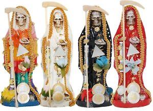 Imagen-Santa-Muerte-Vestida-20-cm-c-Amuleto-Base-Escoje-tu-color