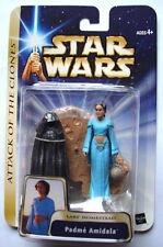 Star Wars SAGA Padme Amidala Lars homestead  E II  action figure  MOC  417