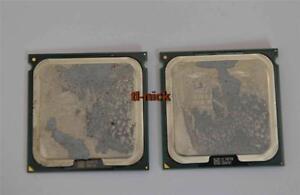 2 x Intel Xeon Dual Core CPUs 5120 1.86Ghz 4MB Cache Visualization 1066Ghz pair