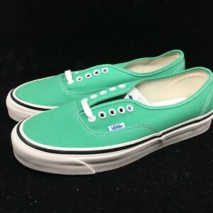 ad27c366078 Vans Authentic 44 DX OG Green Jade White Unisex Anaheim Factory ...