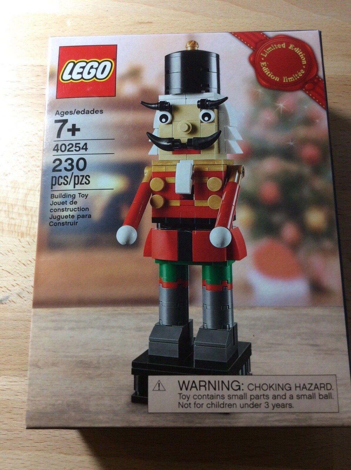 Lego 2017 vacances  édition limitée Casse-noisette Holiday Noël 40254 230 pieces  prix raisonnable