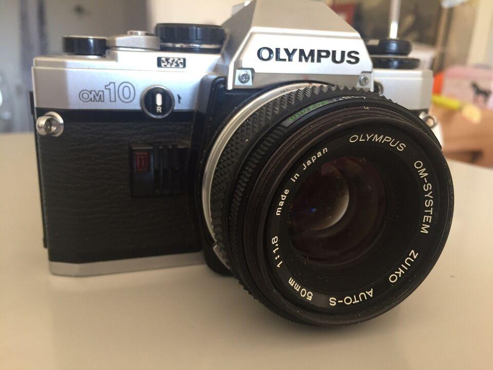 Olympus, OM10, spejlrefleks