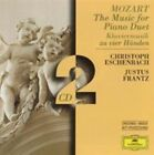 Mozart: The Music for Piano Duet (CD, Mar-2000, 2 Discs, DG Deutsche Grammophon)