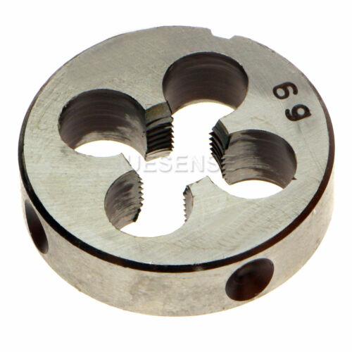 M12 x 1.25 Metric Right Hand Thread Die 12mm x 1.25mm Pitch RH Threading Cutting