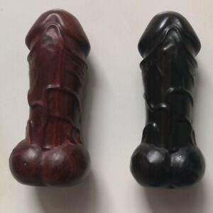 Penis with hand