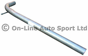 VW-Lupo-1-4-Perfomance-Exhaust-Race-Tube-Centre-Pipe-Hoffmann