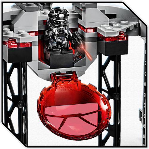75272 Lego Star Wars Sith Tie Fighter 470 piezas de la edad de 9 años